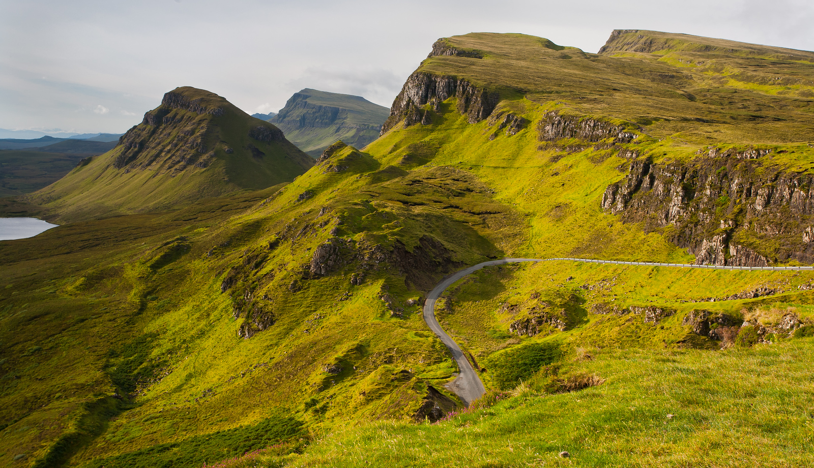 Trotternish Ridge, Isle of Skye